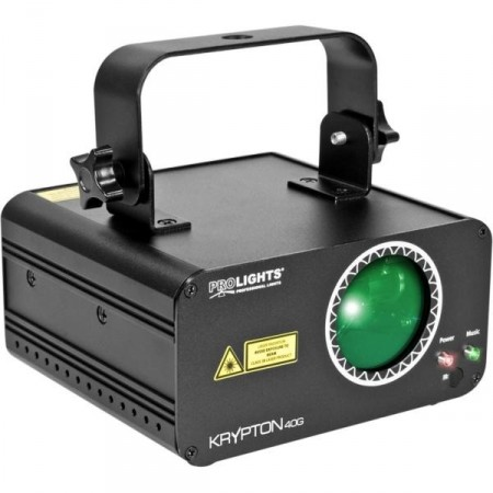 PROLIGHTS Krypton 40 G DMX laser