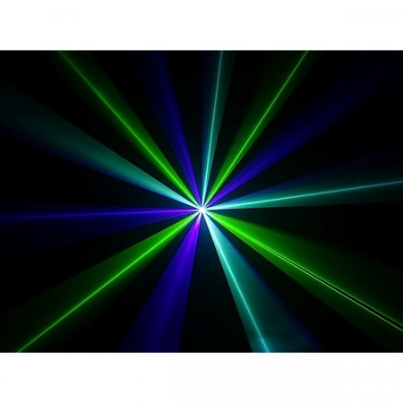 PROLIGHTS Krypton 140 GBC DMX laser