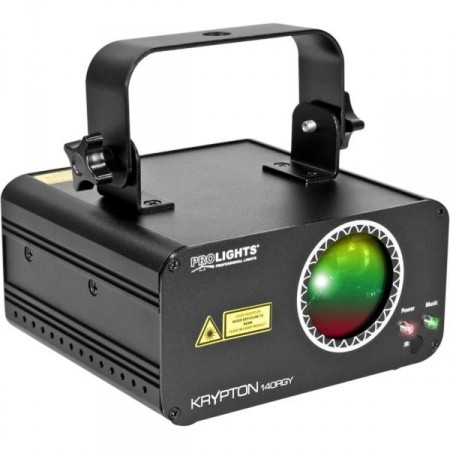 PROLIGHTS Krypton 140 RGY DMX laser