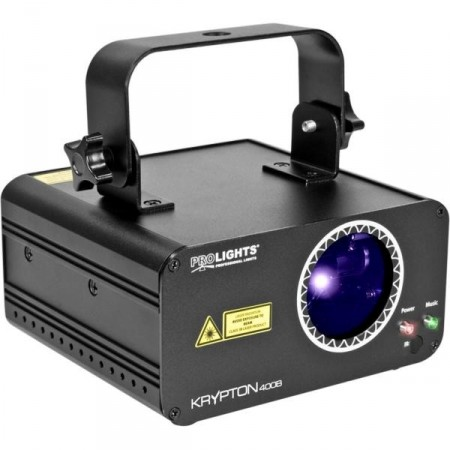 PROLIGHTS Krypton 400 Blue DMX laser